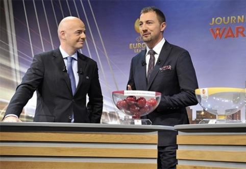 "Europos lygos šešioliktfinalio burtai: ""Liverpool"" teko turkų barjeras"