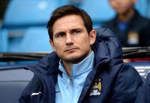 "Oficialu: F.Lampardas iki sezono pabaigos lieka ""Man City"" klube"