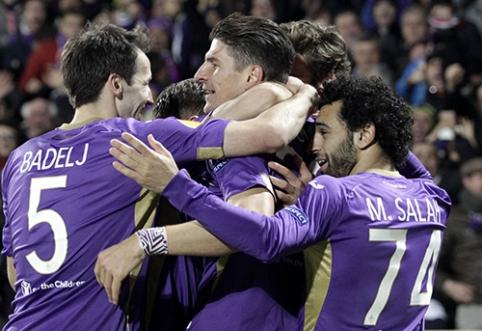 Europos lyga: du iš trijų Anglijos klubų - eliminuoti, toliau pateko visos 5 Italijos komandos