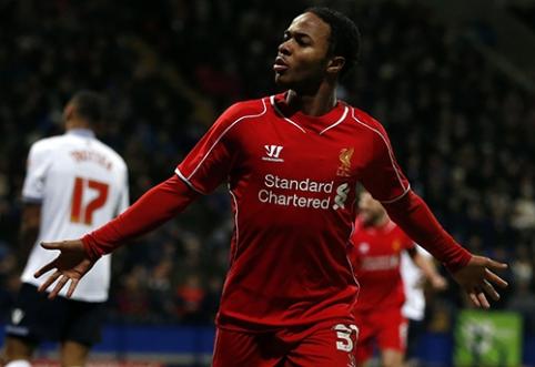 S. Biličius: Sterlingas gali tapti geriausiu Anglijos futbolininku
