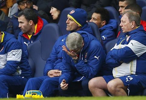 """A. Wengeras: """"Tottenham"""" dominavo aikštės viduryje"""