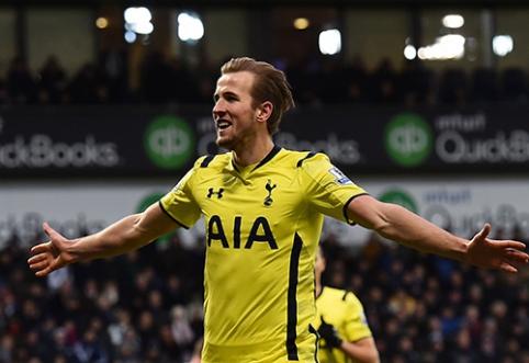 """H.Kane pasirašė ilgalaikę sutartį su """"Tottenham"""""""