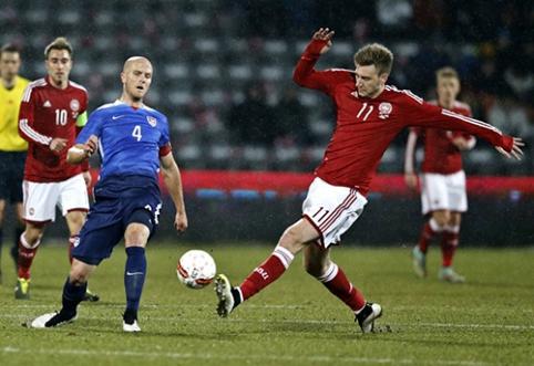 N. Bendtnerio hat-trickas nokautavo JAV, vokiečiai sužaidė lygiosiomis su australais
