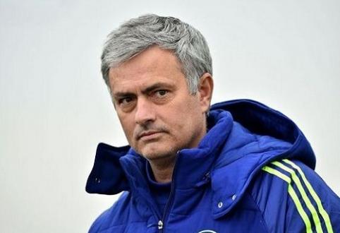"""J.Mourinho: mane viliojo """"Tottenham"""", tačiau pasakiau """"ne"""""""