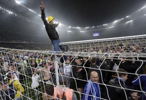 """Europos lygos finalas: ar """"Dnipro"""" sugebės sukurti dar vieną stebuklą?"""