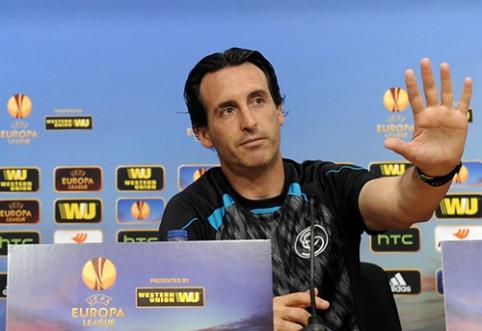 "U. Emery: ""Sevilla"" į finalą dar nepateko"