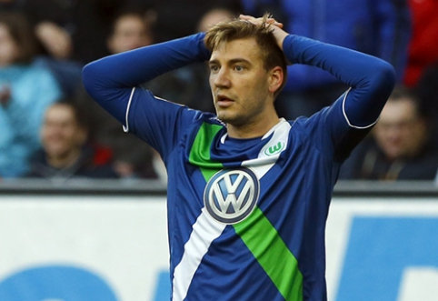 "N. Bendtneris: noriu likti ""Wolfsburg"""