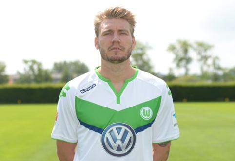 "N.Bendtneris gavo ultimatumą iš ""Wolfsburg"" klubo"