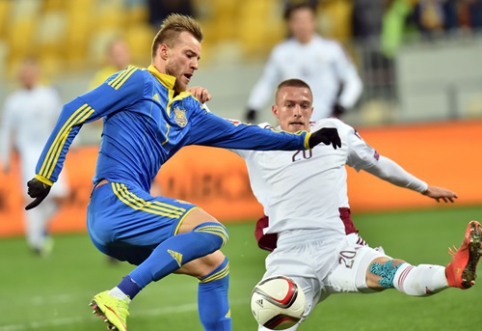 """Everton"" už 21 mln. eurų sustiprins ukrainietis A.Yarmolenko"