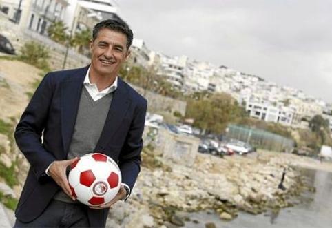 """Oficialu: """"Marseille"""" bandys gaivinti Michelis"""