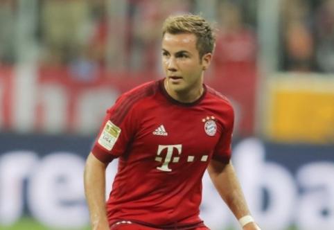 """Rugpjūčio 18 d. transferai ir gandai: M. Gotze gali atsidurti """"Arsenal"""", Ibrai leista palikti PSG"""