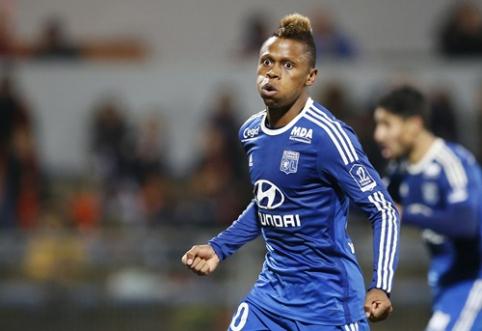 "Oficialu: ""Tottenham"" sustiprino ""Lyon"" puolėjas C.N'Jie"