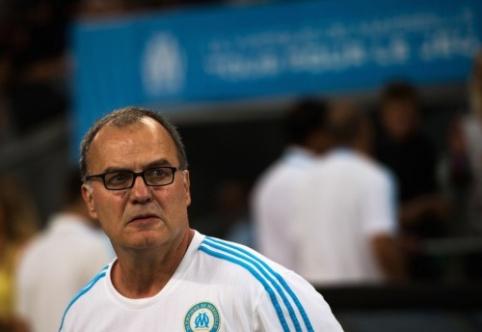 """Netikėtas startas: treneris po pirmojo mačo paliko """"Marseille"""""""