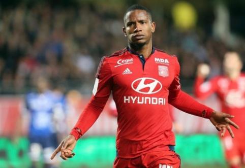 """Ligue 1"" pergales švente ""Saint-Etienne"" ir ""Lyon"" (VIDEO)"