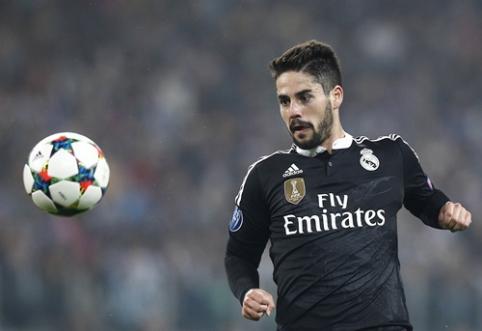 """Marca"": Isco netrukus gali palikti ""Real"""