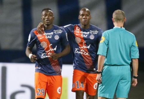 """""""Lyon"""" namuose patyrė nesėkmę prieš """"Montpellier"""" (VIDEO)"""