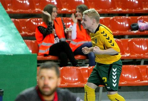 """K. Rudžionis: """"Baltijos Futsal taurėje favoritais gali būti suomiai"""""""