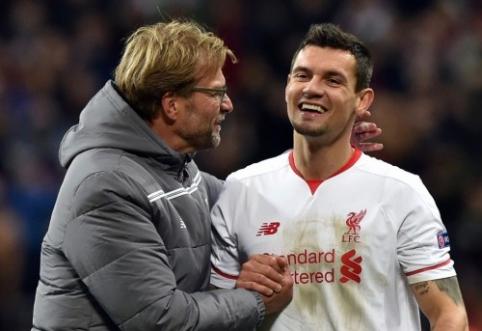 """D. Lovrenas: aš galiu būti """"Liverpool"""" lyderiu"""