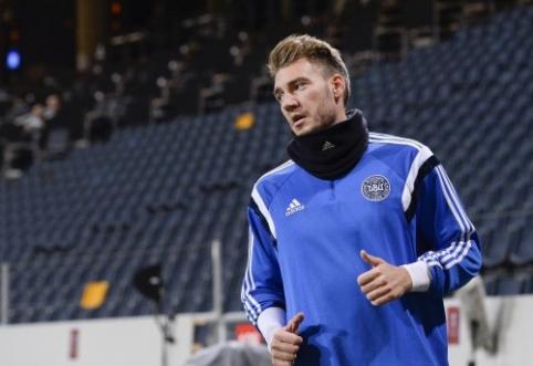 Viena įdomiausių šio vakaro akistatų: Z. Ibrahimovičius prieš N. Bendtnerį