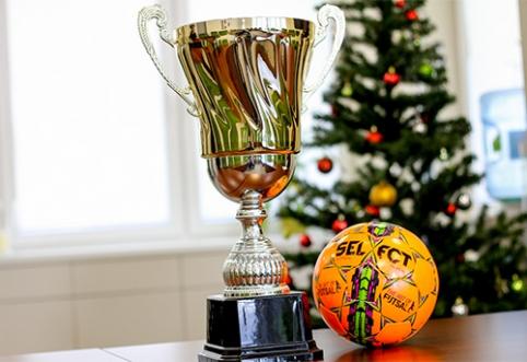 2016 m. Futsal taurės turnyre - rekordinis komandų skaičius