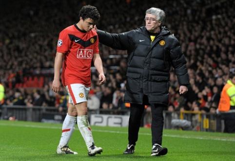 Rafaelis: man nepatiko rungtyniauti pas L. van Gaalą