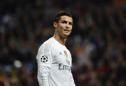 C. Ronaldo gina R. Benitezą: jis atlieka gerą darbą