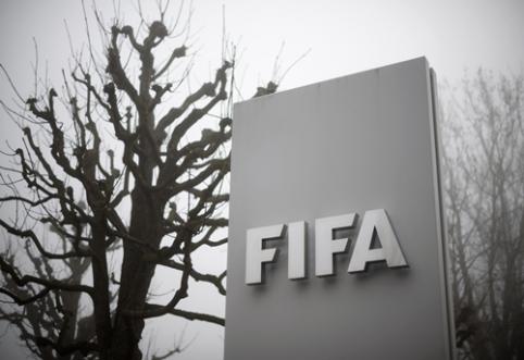 Ketvirtadienį suimta dar daugiau FIFA atstovų