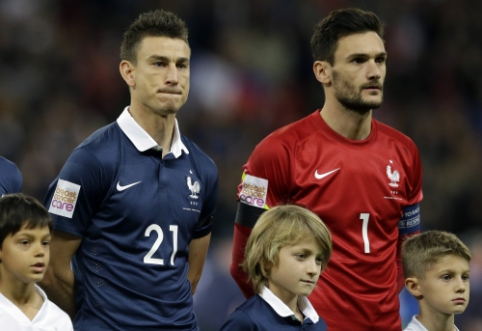 L. Koscielny: Europos čempionate galime išsiversti ir be Benzema