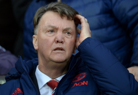 """Iki sutarties pabaigos """"Man Utd"""" likti žadančio L. van Gaalo nebaugina J. Guardiolos atvykimas"""
