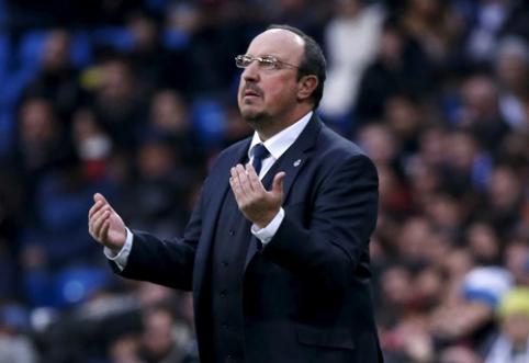 """Buvęs """"Inter"""" gynėjas M. Materazzi: R. Benitezas nepasikeitė"""