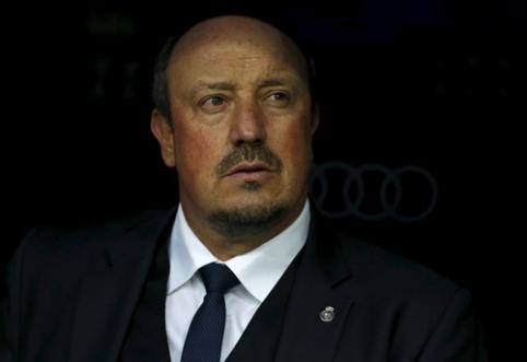 R. Benitezas netrukus vėl grįš į Ispaniją?