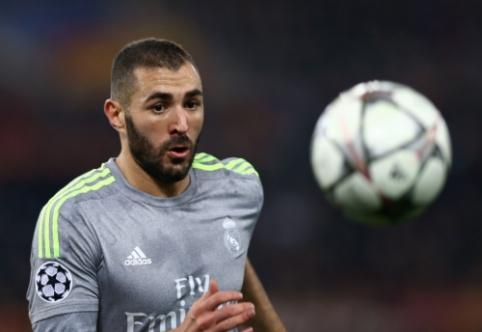 """K. Benzema sulaukė palankaus teismo sprendimo ir gali dalyvauti """"Euro 2016"""""""