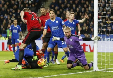 """""""Leicester"""" prarado taškus prieš """"West Brom"""", """"Chelsea"""" įmušė greičiausią įvartį šiame """"Premier"""" lygos sezone (VIDEO)"""