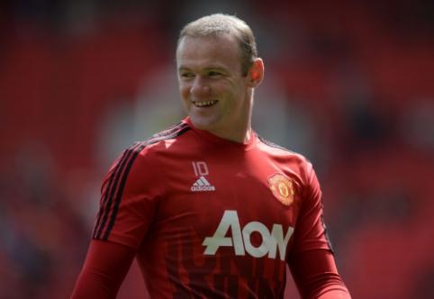 W. Rooney: ši Anglijos rinktinė gali prilygti bet kam