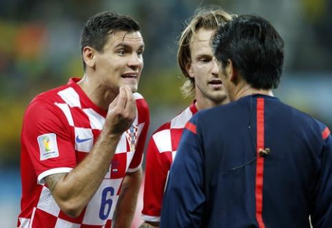 Kroatijos rinktinė į Europos čempioną vyks be D. Lovreno (kandidatų sąrašas)