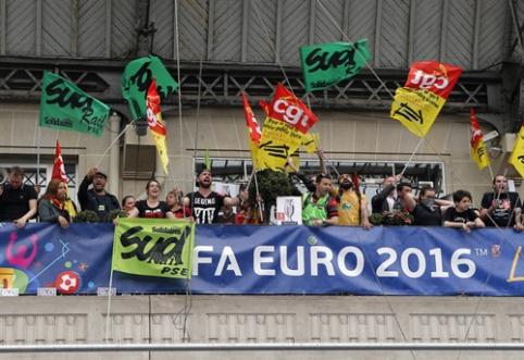 """""""EURO 2016"""": A-B grupių pristatymas (FOTO)"""