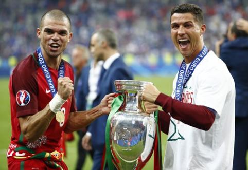 Geriausio Europos futbolininko rinkimuose - 10 pavardžių