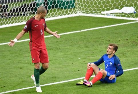F. Leboeuf: Pepe, o ne A. Griezmannas turėjo laimėti geriausio žaidėjo titulą