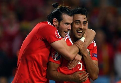 N. Tayloras: Portugalija laukė mūsų, tačiau nežinau, ar ir po šių rungtynių lauks