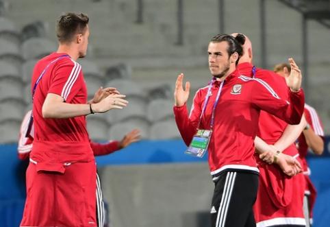 """""""EURO 2016"""" ketvirtfinalis: Velsas - Belgija (apžvalga)"""