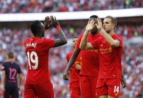 """P. Malžinskas: """"Liverpool"""" sezono startas nuteikia pozityviai"""