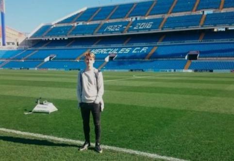 D. Šešplaukis: Ispanijoje visiškai kitoks futbolo supratimas nei Lietuvoje