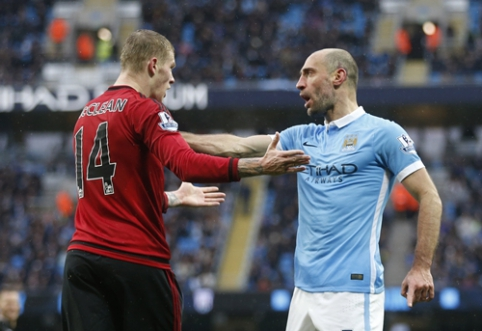 "P. Zabaleta lieka ""Manchester City"" klube"