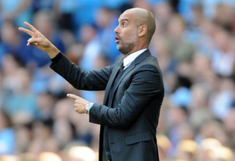 """Xavi: Guardiola su """"Man City"""" gali triumfuoti visur"""