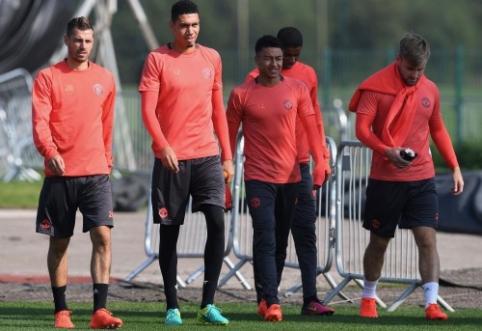 """""""Inter"""" nori įsigyti net keturis """"Man United"""" žaidėjus"""