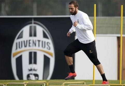 """N.Kesminas: """"Juventus"""" nepriskirčiau prie komandų, kurios gali triumfuoti Čempionų lygoje"""