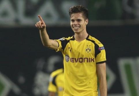 """Sausio 3 d. transferai ir gandai: """"Borussia"""" siūlo įsigyti J. Weiglą, """"Man United"""" domisi Pepe"""