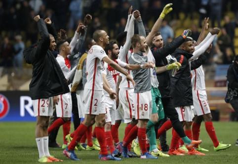 UEFA Čempionų lygos aštuntfinalio komanda