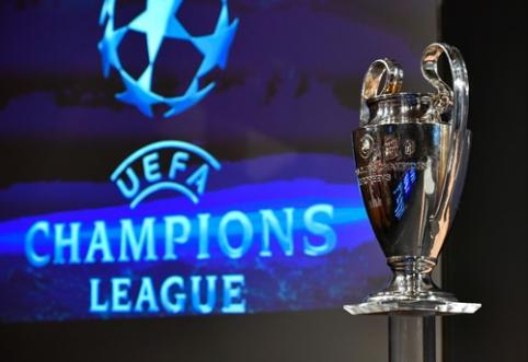 """Čempionų lygos pusfinalyje - Madrido derbis, """"Monaco"""" sieks pralaužti """"Juventus"""" gynybą"""