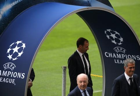 """Lemiamų kovų metas: """"Barca"""" bandys sukurti dar vieną stebuklą, """"Borussia"""" - atsitiesti Monake"""